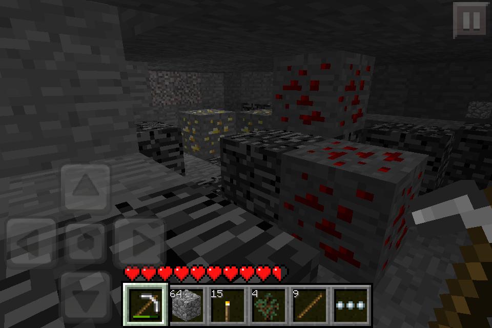 how to make a diamond generator in minecraft pe
