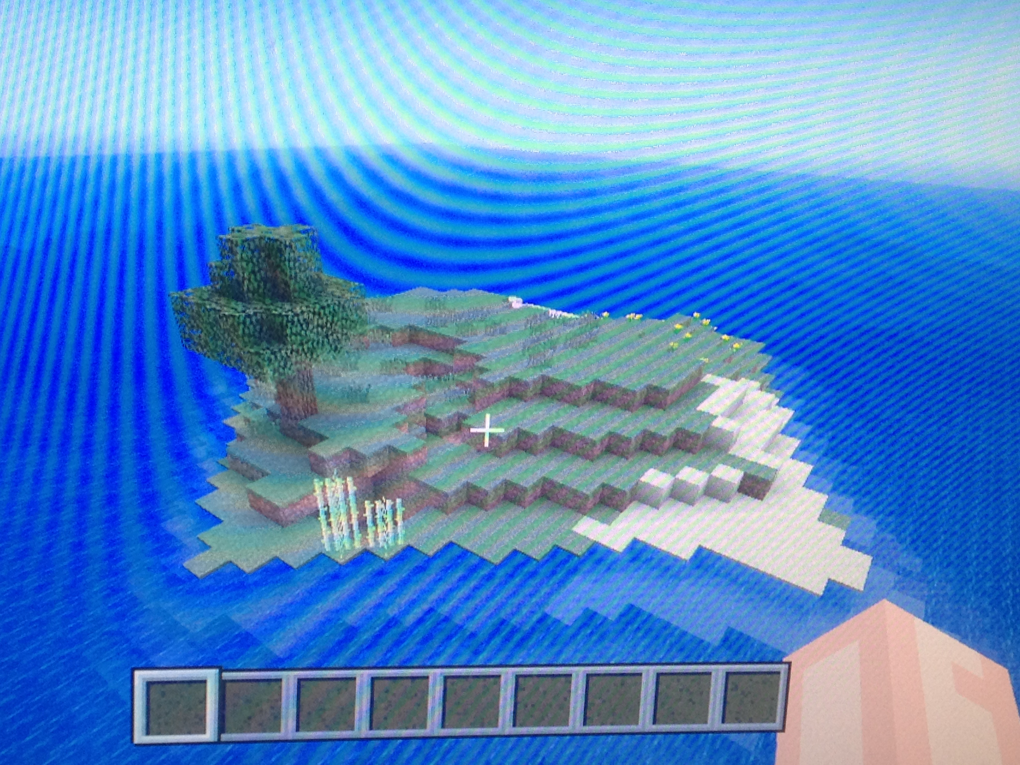 Perfect Minecraft 360 Survival Island Seed The Anti Socialite